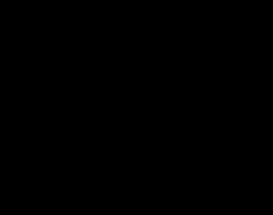 Čierne logo